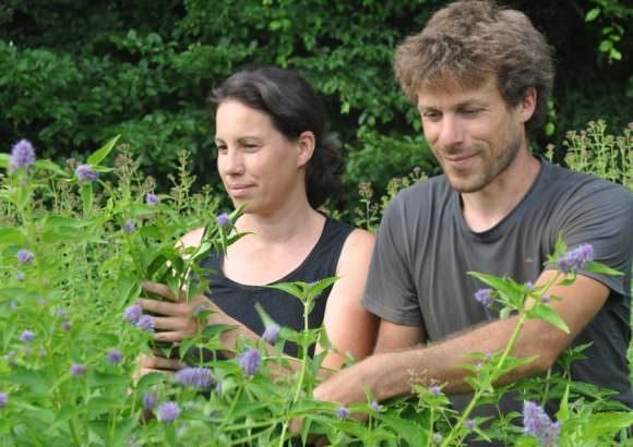 Audrey Benavent & Julien Barataud