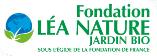 logo Fondation Léa Nature Jardin Bio