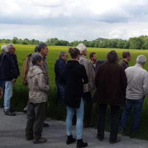 Nouvelles terres protégées grâce au projet Paysan de nature
