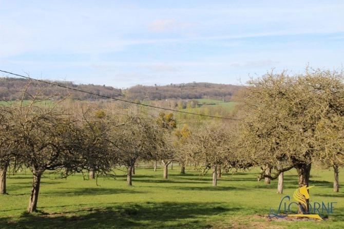 Ferme à reprendre en Mayenne