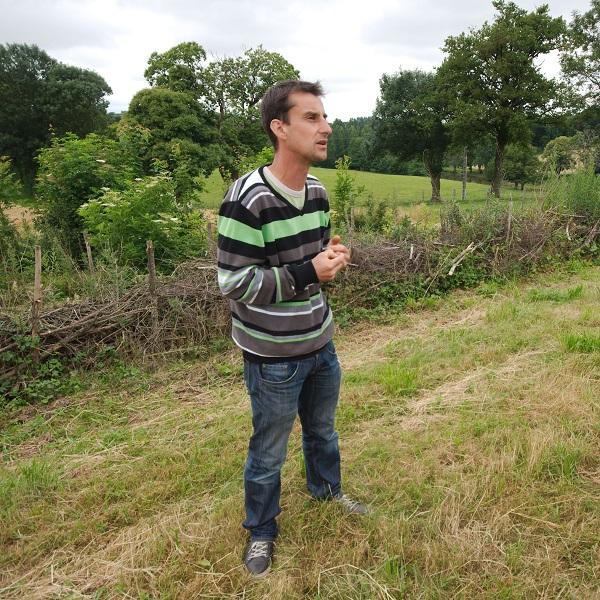 Sébastien Brin – Jardinier- éco paysagiste