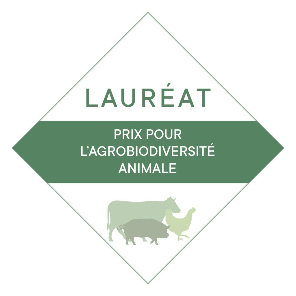 Prix pour l'agrobiodiversité animale attribué par  la fondation du patrimoine