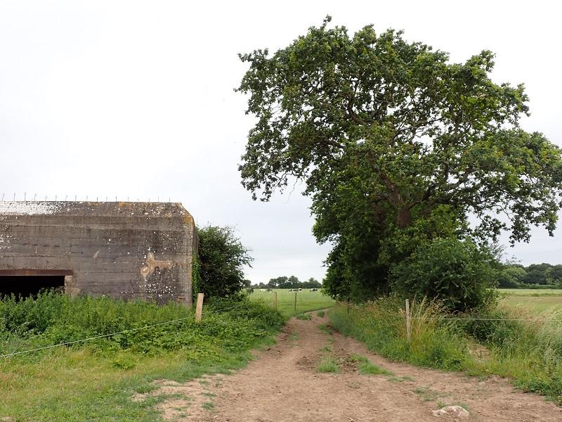 Blockhaus - Ferme Laits Prés Verts Photo © LPO Loire-Atlantique